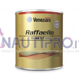 VENEZIANI RAFFAELLO NEXT Conf. 2.5 Lt - Antivegetativa autolevigante additivata al carbonio