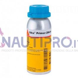 Sikaflex - 204 N Primer Promotore di adesione per metalli Conf.250ml