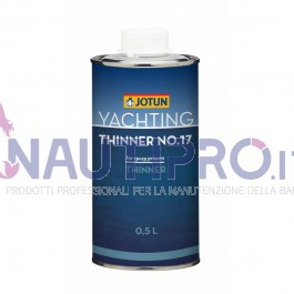 Jotun Thinner n°17 - Diluente per pitture/prodotti Epossidici