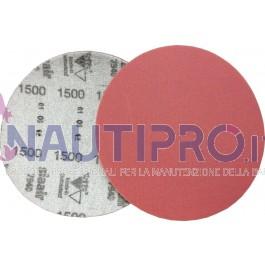 Dischi abrasivi Siaair diametro 150 1500-3000 Conf 5pz.