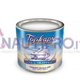 SKIPPER'S - TOPKAPI LUCIDO - Smalto poliuretanico monocomponente brillante Conf.2.5Lt