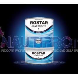 MARLIN ROSTAR - Protettivo epossicatramoso Nero A+B Conf.0.750 Lt