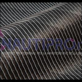 Tessuto Carbonio Biassiale +-45° 400 g/m2 H127cm