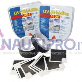 Sika - UV Shielding Tape Nastro protezione UV dell'area di incollaggio rotolo 20mmx10mt