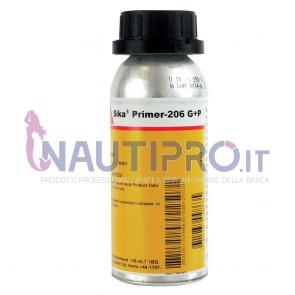Sika - 206 G+P Primer Promotore di adesione per vetro, vernici e plastiche