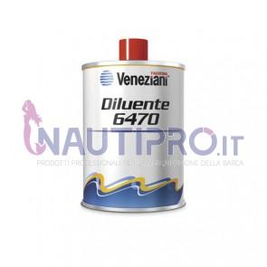 VENEZIANI DILUENTE 6470 - Solvente per antivegetative e prodotti sintetici Conf.0.5Lt