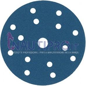 Dischi abrasivi diametro 150 P80 Conf 10pz.