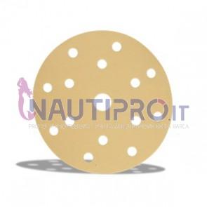 Dischi abrasivi A295 diametro 150 P120-400 Conf 10pz.