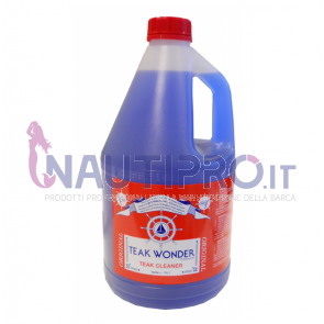 TEAK WONDER CLEANER Conf.4 Lt