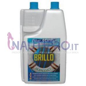 BRILLO Shampoo a base di cere pregiate Conf. 1Kg