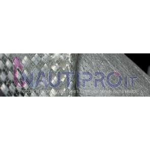 Fibra di vetro accoppiata stuoia-mat 300/300g/m2 H130cm
