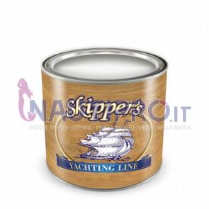 SKIPPER'S - ACRIGLASS UV - Vernice trasparente bicomponente poliacrilica Conf.0.750Lt