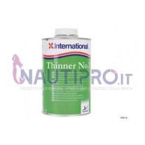 INTERNATIONAL THINNER N° 3 - Diluente per antivegetative e primocom Conf.Lt 1