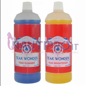 TEAK WONDER COMBO PACK Kit 1lt + 1lt