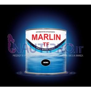 MARLIN TF - Antivegetativa autolevigante a base di speciali resine e composti rameosi antilimo.