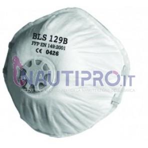 Resipiratore BLS 129BW FFP2 R D Conf.15pz