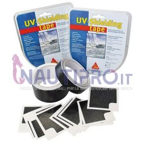 Sika - UV Shielding Tape Nastro protezione UV dell'area di incollaggio rotolo 50mmx10mt