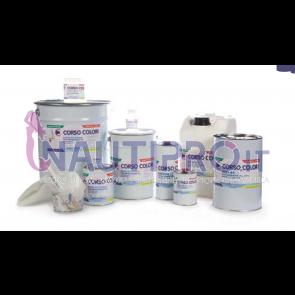 Smalto monocomponente nitro rapida essicazione BRILLANTE TINTA RAL