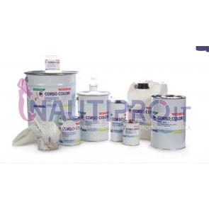 Resina poliestere ortoftalica Bicomponente