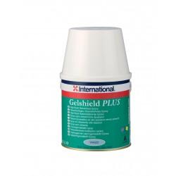INTERNATIONAL GELSHIELD PLUS - Resina epossidica esente da solvente per la cura dell'osmosi A+B Conf.2.25Lt