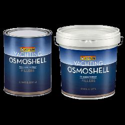 Jotun Osmoshell - Stucco studiato per la cura dell' osmosi